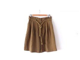 H&M Trend High Waist Bermuda Shorts Gr. 40 M khaki