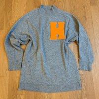 H&M Trend Sweatshirt Pullikleid H Patch