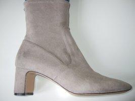H&M Trendy Booties, Sock Boots, Stiefel, 42, beige