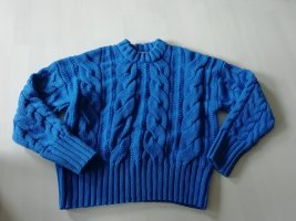 H&M Zopfpulli Zopfstrick Pulli Pullover Turtleneck Knit