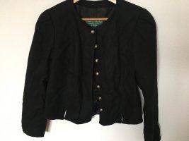 H.Moser Salzburg Trachten Jacke schwarz Gr 40