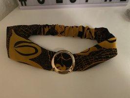 Asos Haarband zwart-goud Oranje