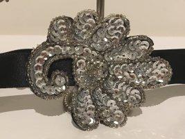 Haarband mit Pailletten-Applikation