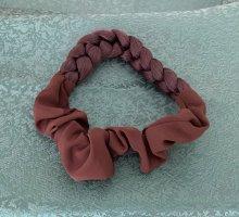 Haarband bruin