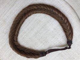 Wstążka do włosów beżowy