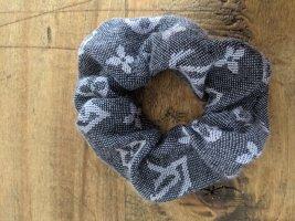 Ribbon grey cotton