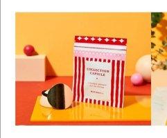 my little box Cinta para el pelo negro-color oro