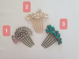Hair Pin multicolored