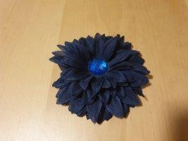 Barrette bleu