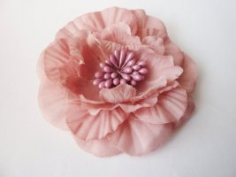 Haarspange Blume Blüte modisches Accessoires