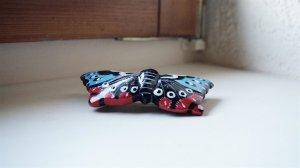 "Haarspange #Schmetterling"", #Holz, #handbemalt"