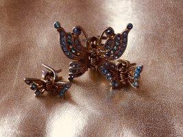 Haarspangen Schmetterlinge