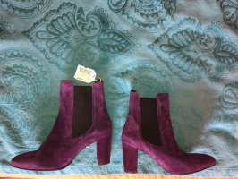Pedro Miralles Bottines à enfiler multicolore tissu mixte