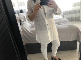 Alba Moda Bluzka z długim rękawem biały