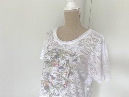 Halbarm-Shirt V Milano
