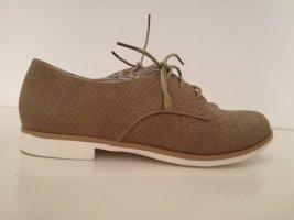Zapatos Budapest marrón claro