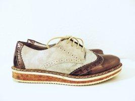 Rieker Sznurowane buty Wielokolorowy