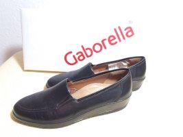 Gaborella Mocassino marrone-marrone scuro
