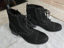 Graceland Halfhoge laarzen zwart