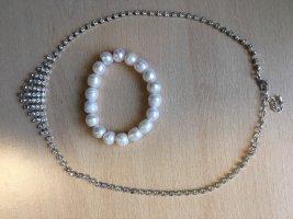 Halkette und Armband