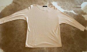 Hallhuber Pullover in beige Gr. XS