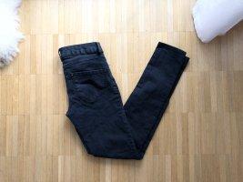 Hallhuber Tube Jeans black-grey