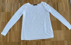 Hallhuber T-Shirt in weiß Gr. S