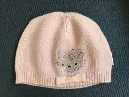 Victoria Couture Knitted Hat light pink-light grey