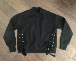 Hallo net Sweatshirt, 36, schwarz