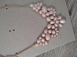 Bjou Brigitte Necklace rose-gold-coloured