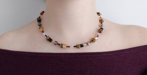 Coeur de Lion Necklace multicolored