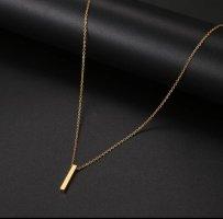 Halskette, Gold, Mode, Schmuck - NEU!