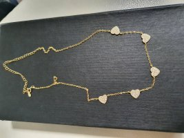 -8- Venice Necklace silver-colored-gold-colored