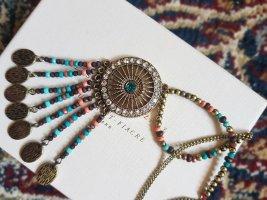 Halskette in Ethno-Stilistik