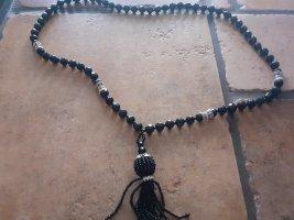 Halskette mit Quaste neuwertig