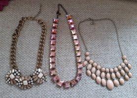 Halsketten Modeschmuck / Statement Kette
