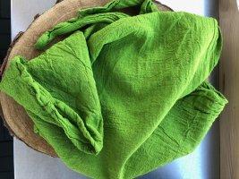 Ohne Neckerchief grass green cotton