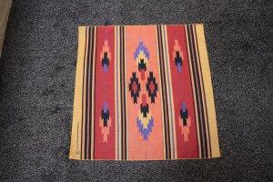 #Halstuch, #Indianermotiv, #orange-bunt, #Hav-A-Hand, #made in USA, #54x54 cm