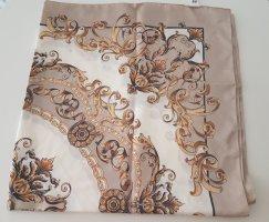 H&M Écharpe en soie beige