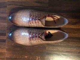 Melvil & Hamilton Lace Shoes multicolored