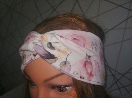 Handmade Haarband one size romantisch Rosen neu