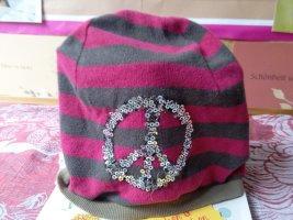 Cappello in tessuto multicolore Viscosa