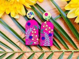 Handmade Ohrringe Unikat