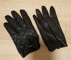 no name Gloves black