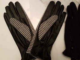 Zara Accesoires Evening Gloves black
