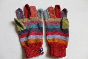 FitZ Rękawiczki z dzianiny Wielokolorowy