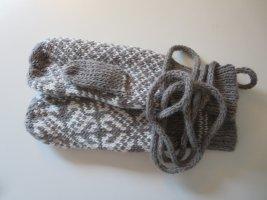 Handschuhe Fäustlinge Wolle