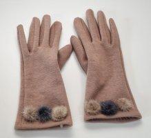 Bont handschoenen veelkleurig