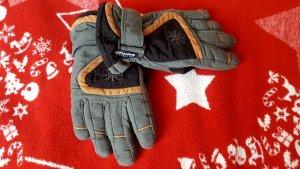 Fleece handschoenen veelkleurig