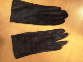 Handschuhe Gr. 6,5 blau